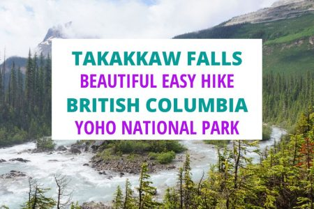 Takakkaw Falls Yoho National Park British Columbia
