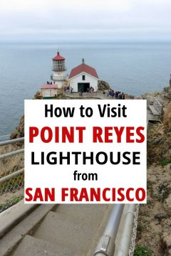 How to Visit Point Reyes Lighthouse from San Francisco