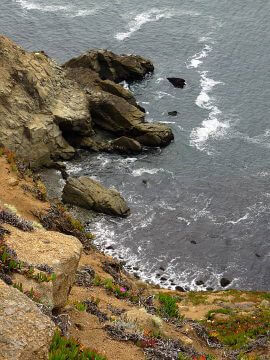 Point Reyes Pacific Ocean Overlook