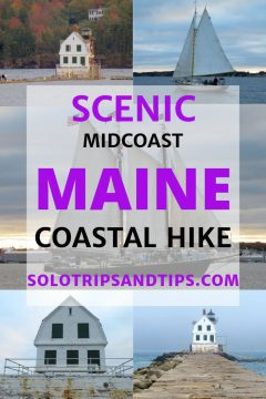 Scenic Midcoast Maine Coastal Hike