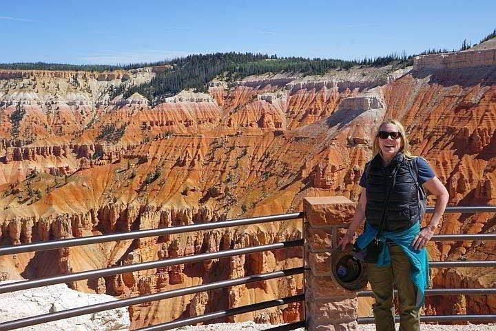 SoloTrips at Spectra Summit Cedar Breaks Utah