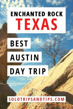 Enchanted Rock Texas Best Austin Day Trip