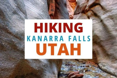Kanarra Falls Utah Slot Canyon Hike to Waterfalls via Narrows