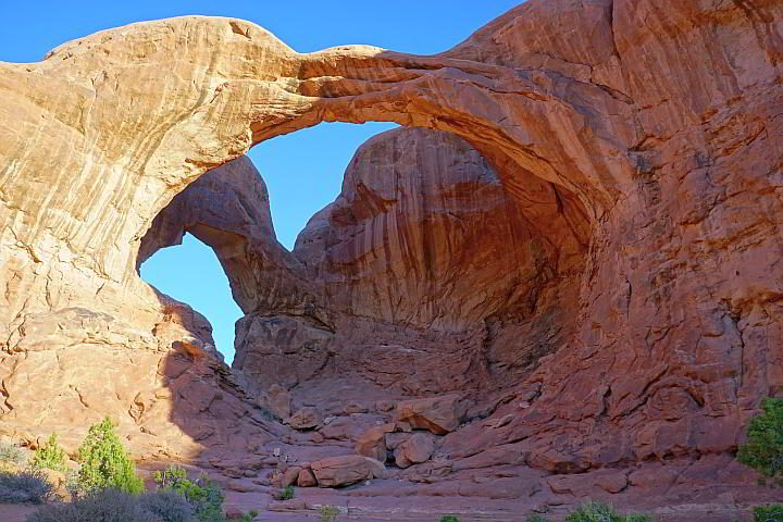 Tallest Arch in Arches National Park