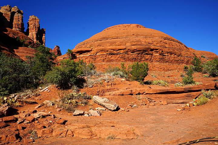 Red rock Sedona Arizona United States