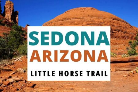 Little Horse Trail Best of the Red Rocks in Sedona Arizona