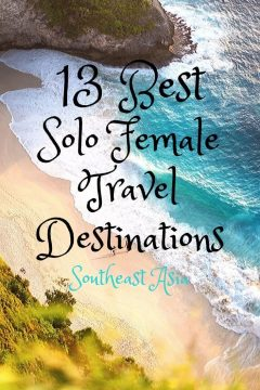 13 Best Solo Female Travel Destinations in Southeast Asia