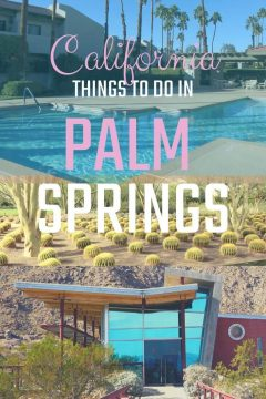 California Things to do in Palm Springs