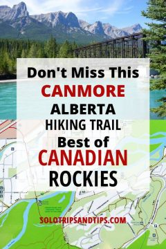 Don't Miss This Canmore Alberta Hiking Trail Best of Canadian Rockies
