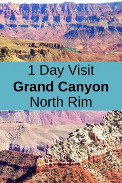 1 Day Visit Grand Canyon North Rim