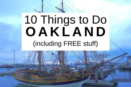 10 Things to Do in Oakland California