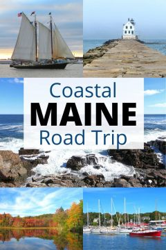Coastal Maine Road Trip USA