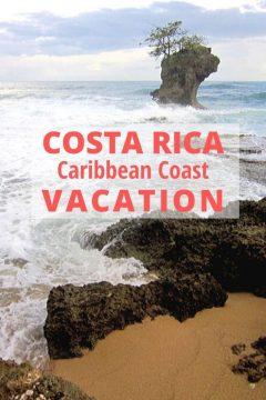 Costa Rica Caribbean Coast Vacation