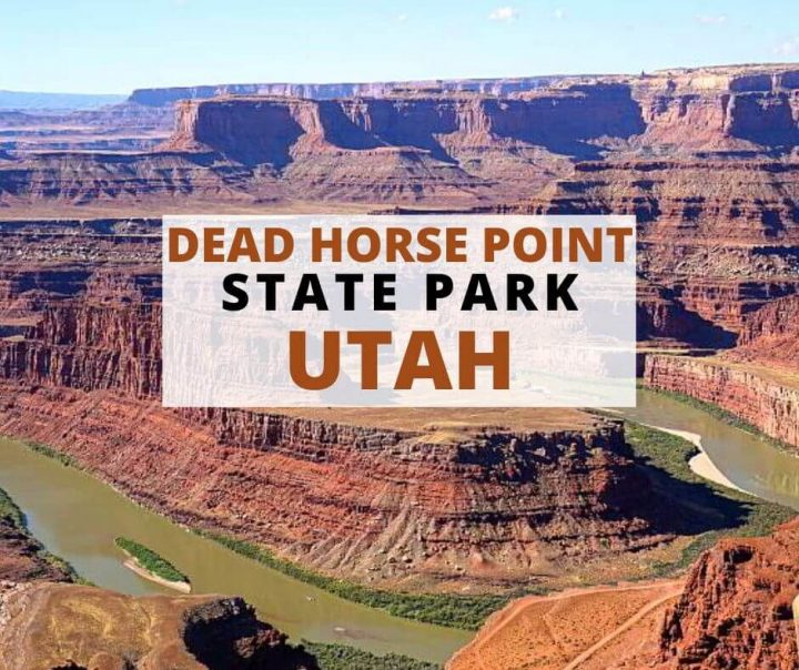 Dead Horse Point State Park Day Trip from Moab Utah