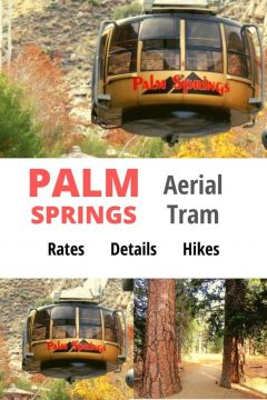 Palm Springs Aerial Tram Rates Details Hikes