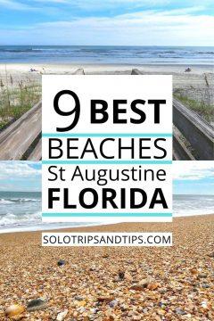 9 Best Beaches St Augustine Florida