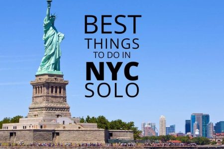 10 Fun Things to Do in NYC Alone