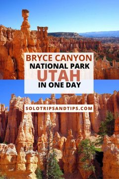 Bryce Canyon National Park Utah in One Day
