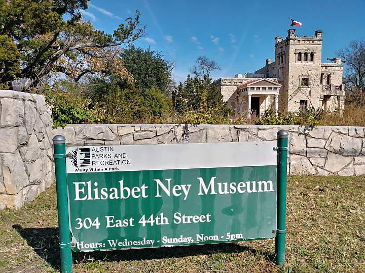 Elisabet Ney Museum Austin Texas