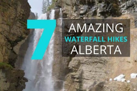 7 Amazing Waterfall Hikes in Alberta