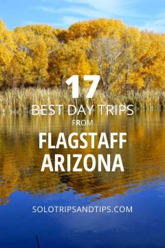 17 Best Day Trips from Flagstaff Arizona SoloTripsAndTips.com