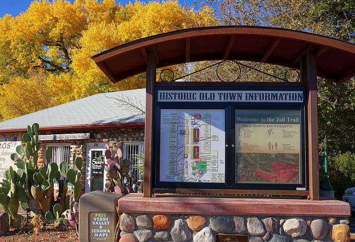 Cottonwood Arizona Historic Old Town