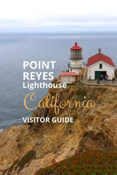 Point Reyes Lighthouse California Guide