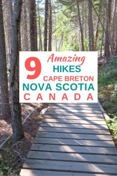 9 Amazing Hikes Cape Breton Nova Scotia Canada