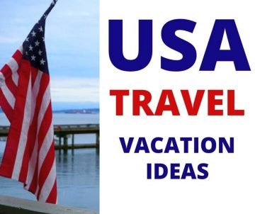 USA travel vacation ideas