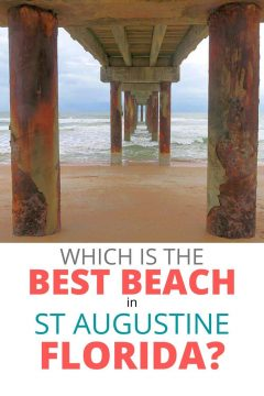 Which is the Best Beach in St Augustine Florida