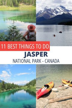 11 Best Things to Do Jasper National Park Canada