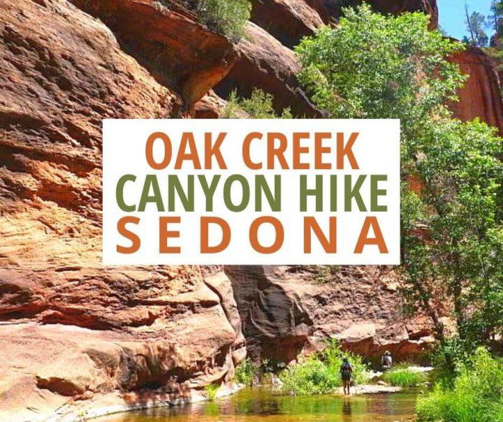 Oak Creek Canyon Hike Sedona