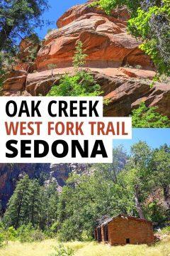 Oak Creek Canyon West Fork Trail Sedona