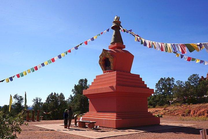 Amitabha Stupa and Peace Park Sedona
