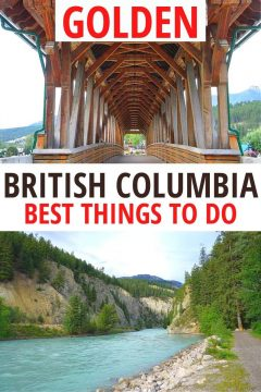 Golden BC Best Things to Do