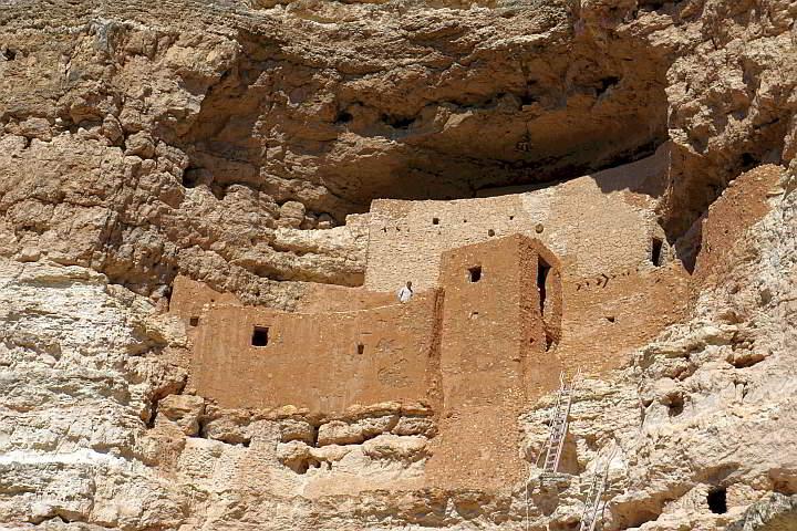 Montezuma Castle Sedona AZ